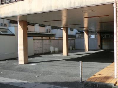 【駐車場】中旭が丘2丁目貸ビル
