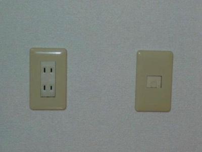 電源です。