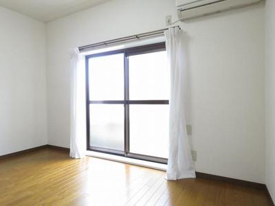 【寝室】美沢コーポ