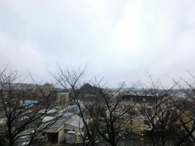 5階部分からの眺望です。
