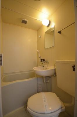 【浴室】メゾングリーン