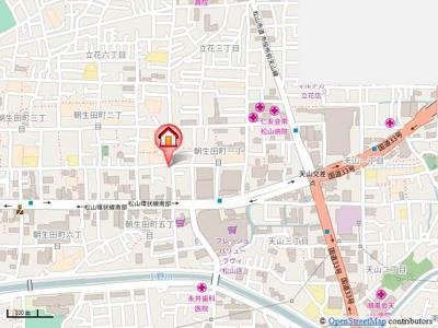 【地図】YAMANORI-2・