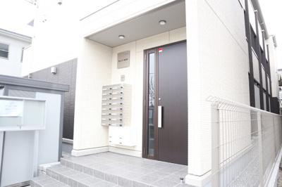 【エントランス】クレシア東川口