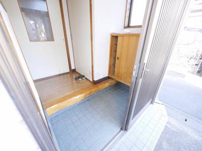 【玄関】高倉貸家
