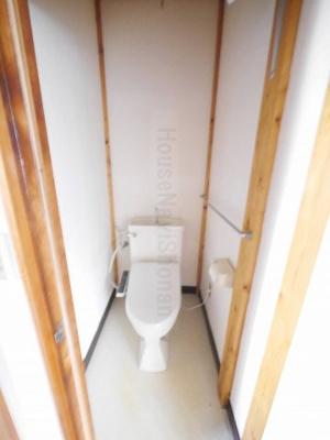 【トイレ】高倉貸家