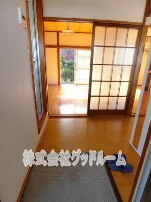 【玄関】峰屋敷壱番館