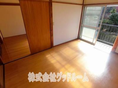 【居間・リビング】峰屋敷壱番館