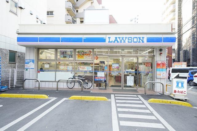 ローソン福岡警固1丁目店 (約20m)