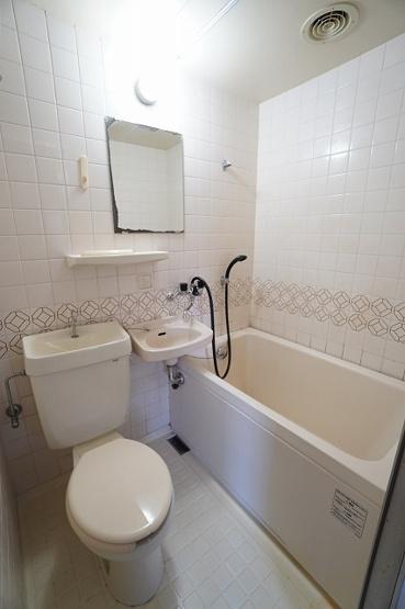 【浴室】藤和サンコープ警固