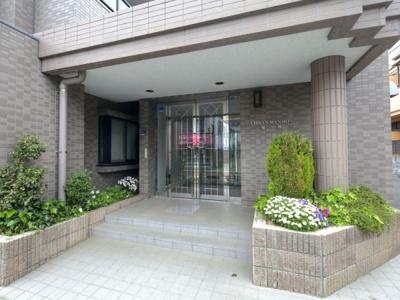 2駅3路線ご利用可能な便利な立地のマンションです。