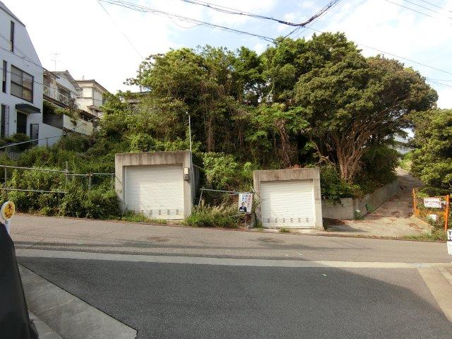 【前面道路含む現地写真】神戸市長田区上池田 土地