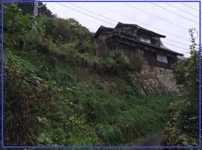 【外観】因島大浜町 中古戸建