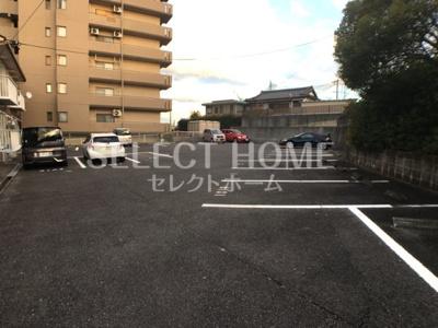 【駐車場】戸崎南ハイツ