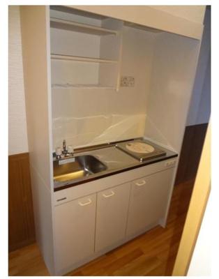 【キッチン】インパレス1