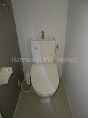 ラルーチェのトイレも気になるポイント