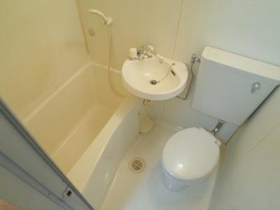 【浴室】OM芦屋