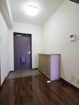 参考写真◎玄関スペースも余裕があります。シューズボックスも完備