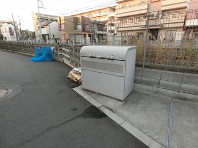 専用ゴミ捨て場
