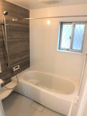 【浴室】上京区相生町 新築戸建て