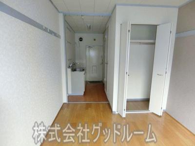 【玄関】パシフィックオーシャンハイツPART1