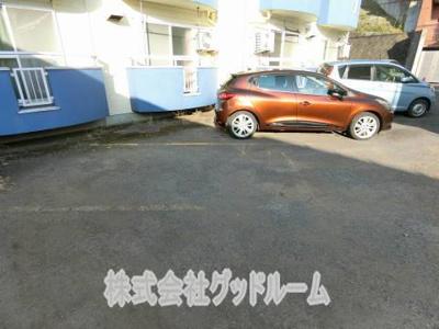 【駐車場】パシフィックオーシャンハイツPART1