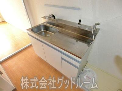 【キッチン】パシフィックオーシャンハイツPART1