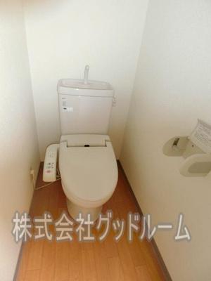 【トイレ】パシフィックオーシャンハイツPART1