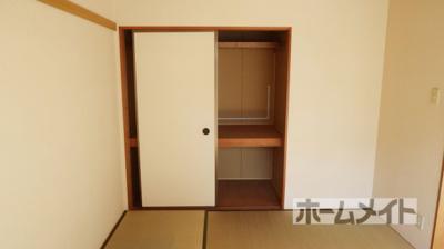 【収納】グレースハイムA棟 ホクセツハウス(株)
