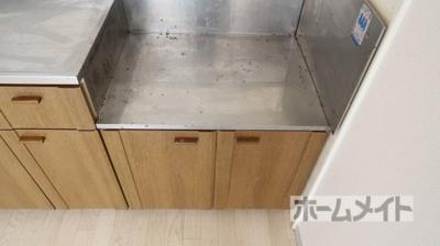 【キッチン】グレースハイムA棟 ホクセツハウス(株)