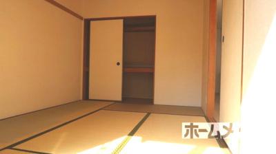 【和室】グレースハイムA棟 ホクセツハウス(株)