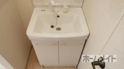 【独立洗面台】グレースハイムA棟 ホクセツハウス(株)