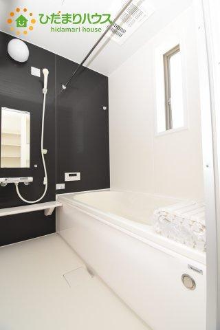 【浴室】行田市深水町 1期 新築一戸建て 01