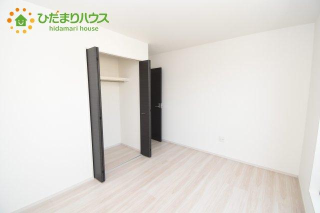 【洋室】行田市深水町 1期 新築一戸建て 01