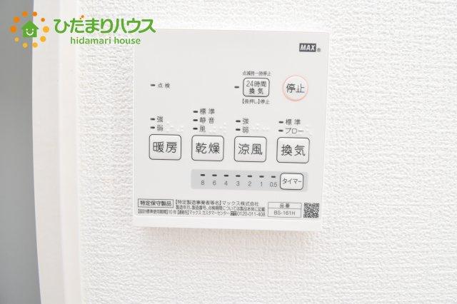 【セキュリティ】行田市深水町 1期 新築一戸建て 01