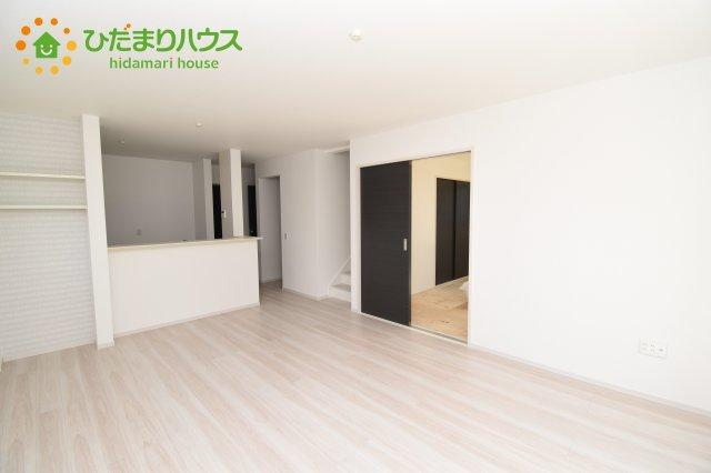 【居間・リビング】行田市深水町 1期 新築一戸建て 01