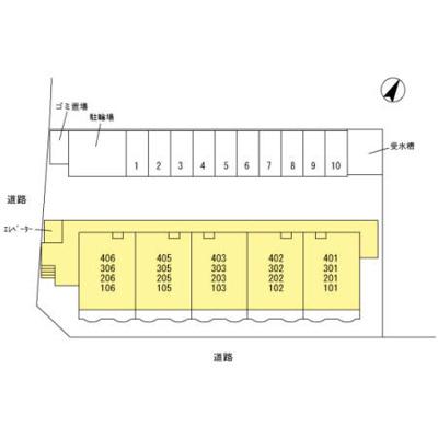 【区画図】サクセスJ