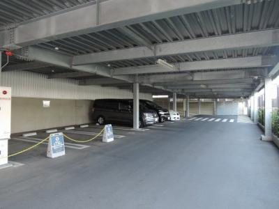 自走式駐車場です。
