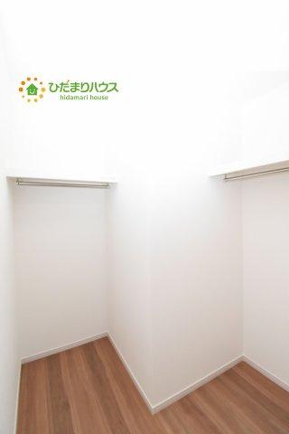 【収納】行田市深水町 1期 新築一戸建て 02