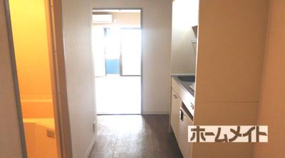 【キッチン】ア・ラ・モード
