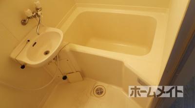 【浴室】ア・ラ・モード