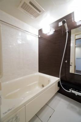 【浴室】レーベンリヴァーレTODATOWER