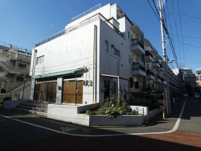 【四谷軒第5経堂シティコーポ】 外観