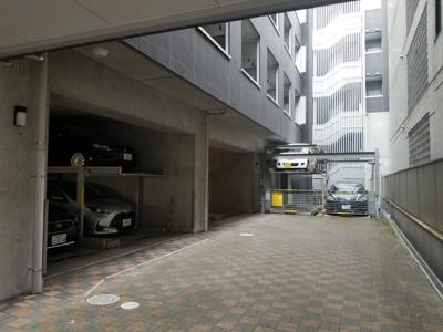 【駐車場】クリスタルグランツ京都高辻