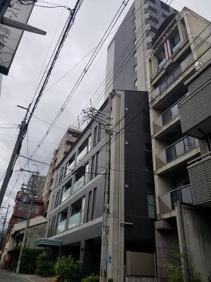 【外観】クリスタルグランツ京都高辻