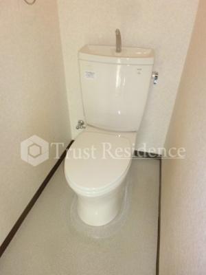 【トイレ】関澤マンション