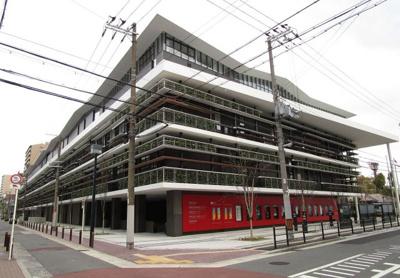 大阪市立城東図書館まで徒歩10分です