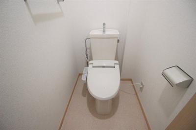 【トイレ】セゾン八尾東