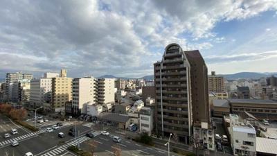 【展望】アバンエスパス四条9階
