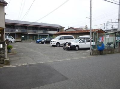 【外観】桜木モータープール