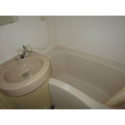 【浴室】コーポしなの